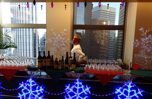 Holiday Party in San Francisco Office